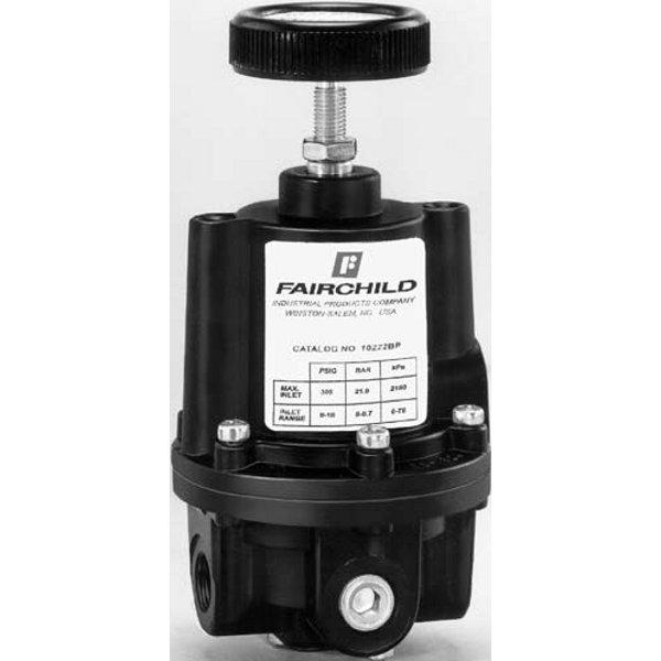 Fairchild Model 10BP Precision Back Pressure Regulator 10202BPH