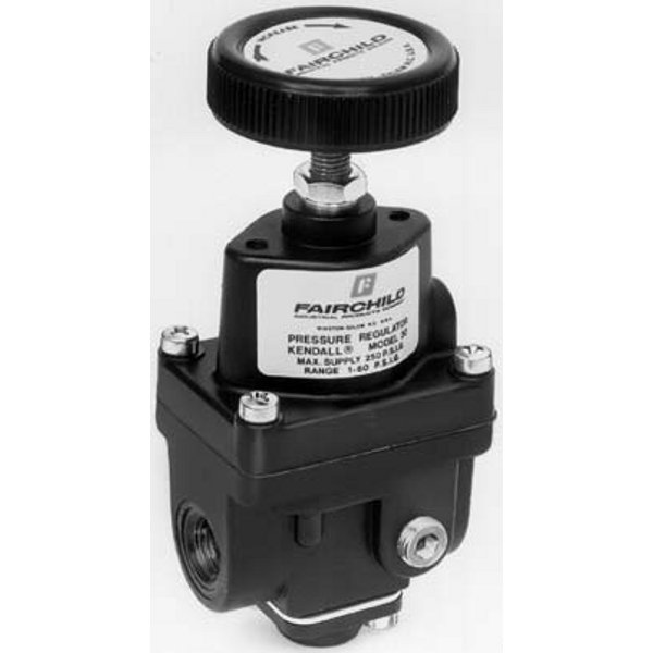 Fairchild Midget Precision Regulator 30222JNS