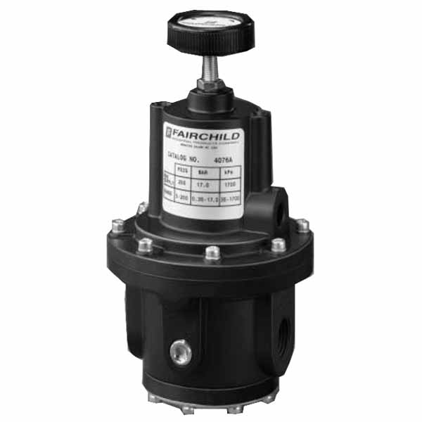 Fairchild Pneumatic Precision Regulator 4044AU