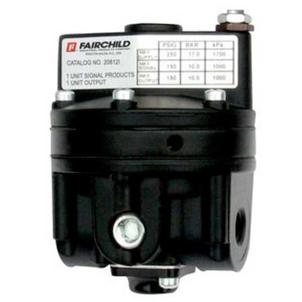 Fairchild Model 20 Pneumatic Precision Booster 1:1 ratio 20813AI