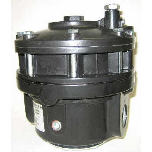 Fairchild Model 4800A Pneumatic Volume Booster 1:1 ratio 4898ANJNS