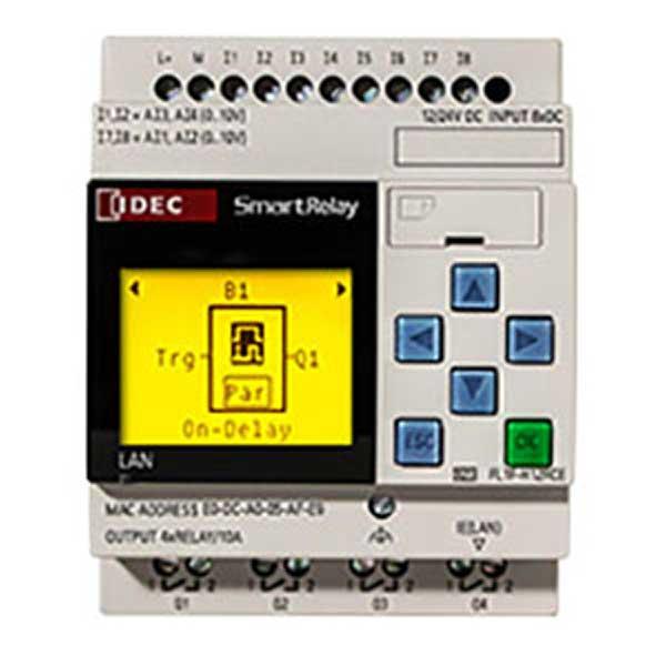 FL1F-H12RCE IDEC CPU Base Module