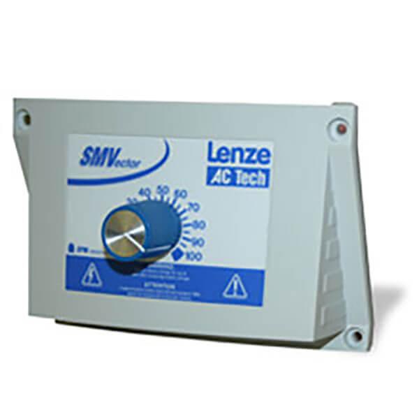 AC Tech Lenze ESVZXM3 NEMA 4X terminal cover with potentiometer