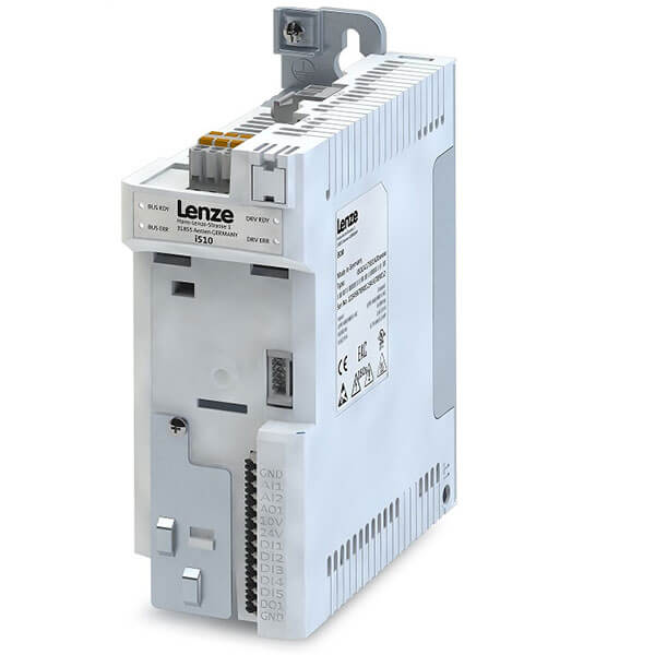 Lenze I51AE211D10001001S i510 200/240 VAC 1.5 HP Drives with Integrated CANopen/Modbus-RTU