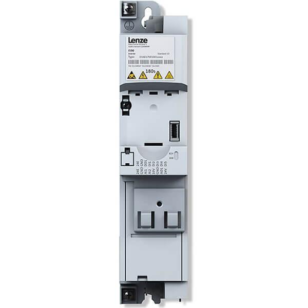Lenze I55AE211B10011003S 1.5 HP i550 Drives 200/240 VAC 1-Phase input with Modbus