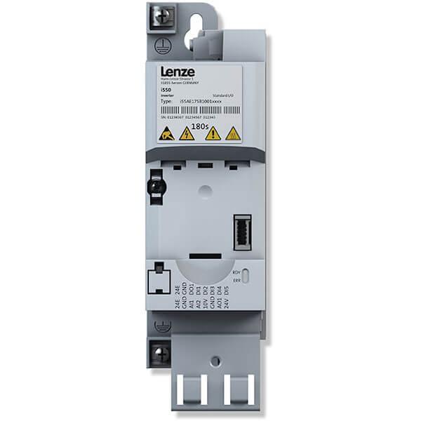 Lenze I55AE155F10011000S 0.75 HP i550 Drives 400/480 VAC 3-Phase input