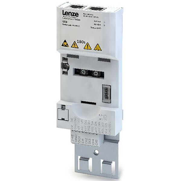 Lenze I5CA5R020000A1000S i550 Control Unit Profinet with Standard I/O in IP20