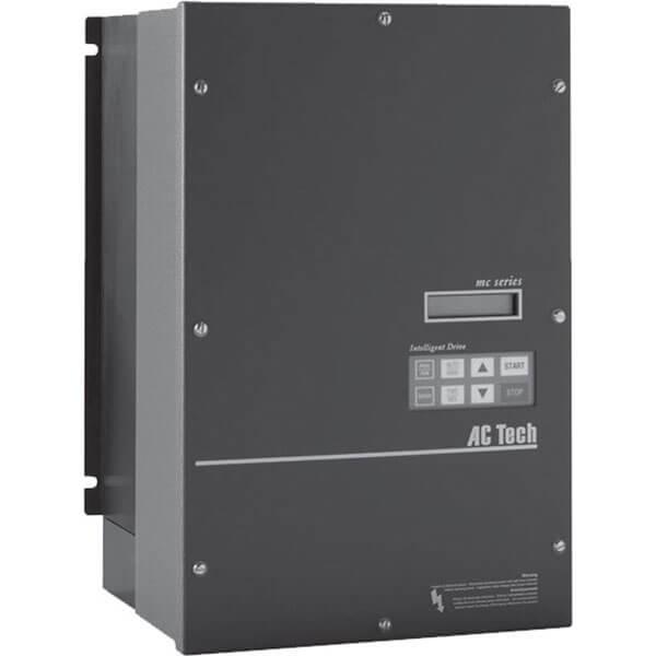 AC Tech Lenze M15250D 480/600 VAC Nema 12 (IP54) 25 HP Drive