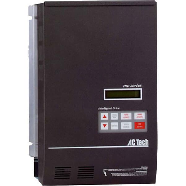 AC Tech Lenze M34100BH 400/480 VAC Nema 1 (IP31) 10 HP Drive