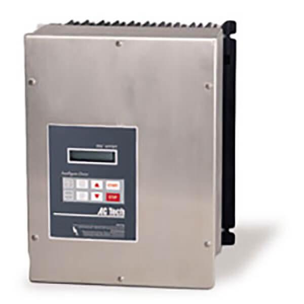 AC Tech Lenze M34150E 400/480 VAC Nema 4X (IP65) Stainless Steel 15 HP Drive