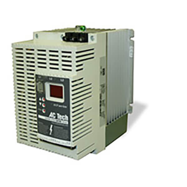AC Tech Lenze SF250Y 208/240 VAC Chassis (IP20) 5 HP Drive