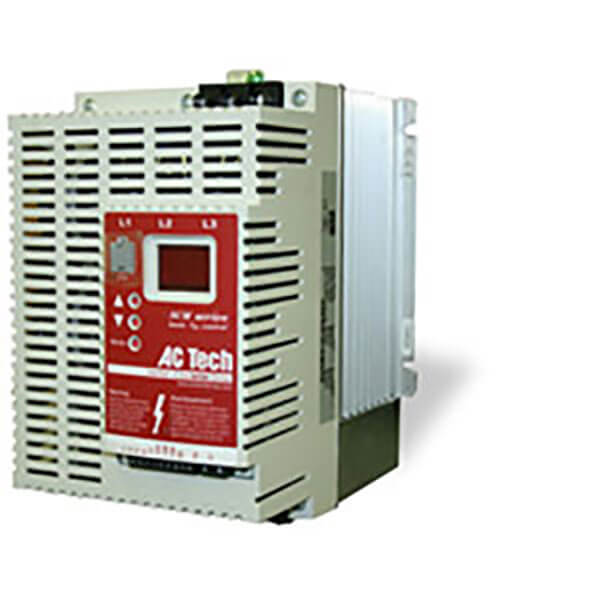 AC Tech Lenze SM4150 400/480 VAC Chassis (IP20) 15 HP VFD