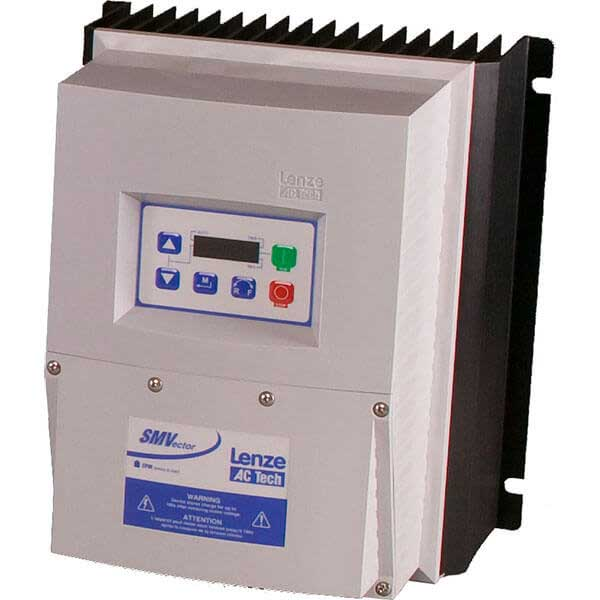 AC Tech Lenze ESV402N06TXC 480/600 VAC Nema 4X (IP65) Indoor 5 HP VFD