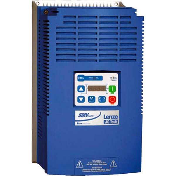 Lenze AC Tech ESV153N04TXB 400/480 VAC Nema 1 (IP31) 20 HP SMV VFD Drive Inverters