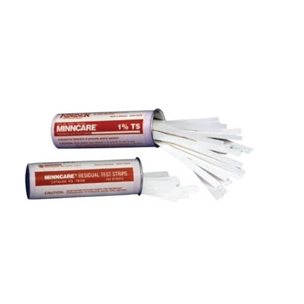 Cantel (Mar Cor) Minncare HD 1 Pct Test Strips