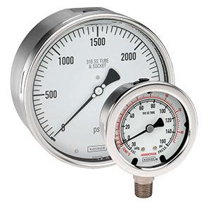 500 Series Pressure Gauge