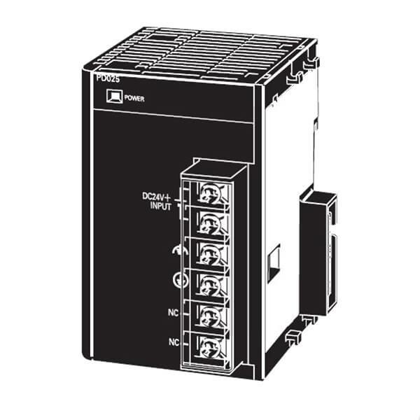 Omron CJ1W-PD025 Power Supply Module