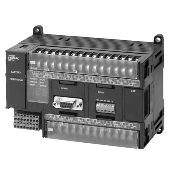 Omron CP1H-XA40DR-A Pulse Output w/Built-in Analog I/O