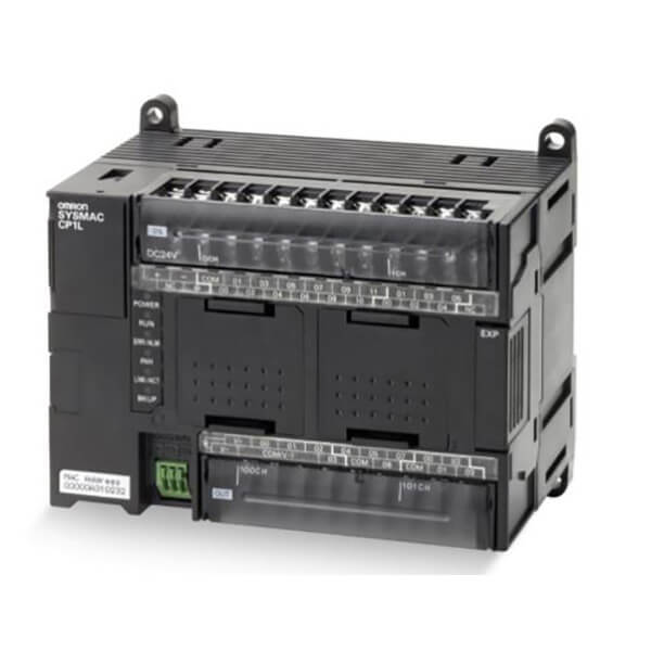 Omron CP1L-M40DT-D w/Built-In USB Port Model