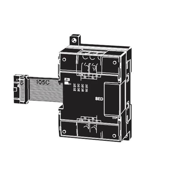 Omron CP1W-8ET 8-Point Output Module CP1W-8ET