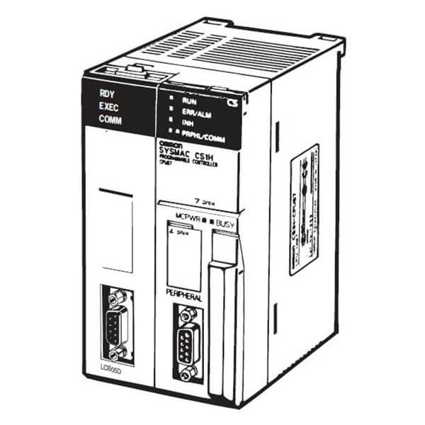 Omron CS1D-CPU67P Basic Model
