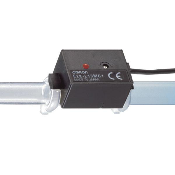 OMRON E2K-L13MC1 Proximity Sensor Capacitive 11mm NPN NO
