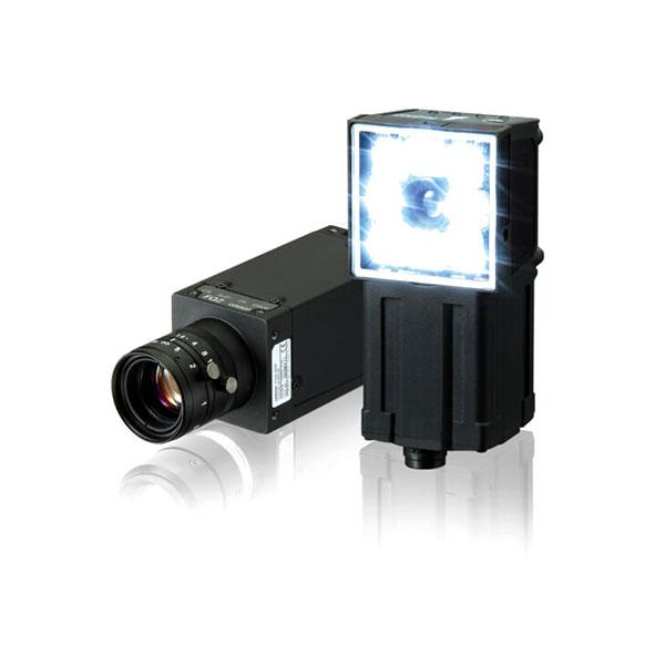 OMRON FQ2-S40100N-08M Vision Sensor Camera HiR Mono NPN WS 300X268 Smart Camera