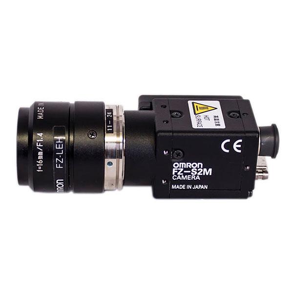 OMRON FZ-S2M Vision Sensor 2MP Monochrome Camera High Luminance Strobe Controller