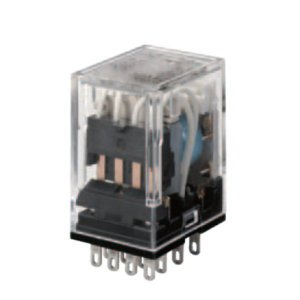Omron Miniature Power Monostable Relay MY4 DC24 (S)