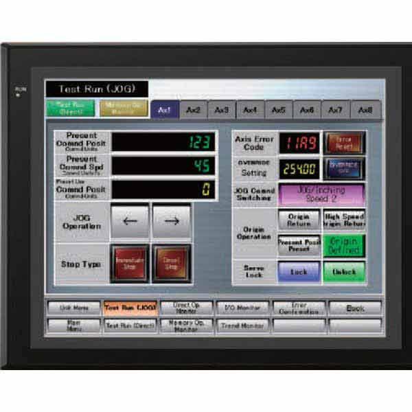 Omron NS12-V2 Programmable Terminal NS12-TS00B-V2