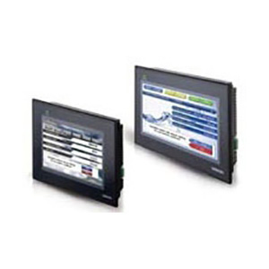 omron nt series hmi display