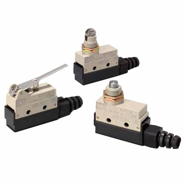 SHL-Q2255 | Subminiature Enclosed Limit Switch | Omron - Valin