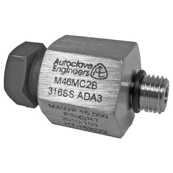 Parker M1616MC6B Adapter Fitting