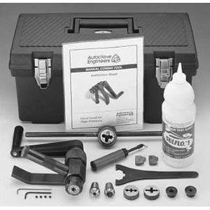 Parker KMCT-MT Coning and Threading Kit