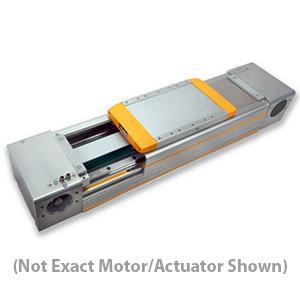 Parker HMRB08 Belt Driven Rodless Linear Actuator
