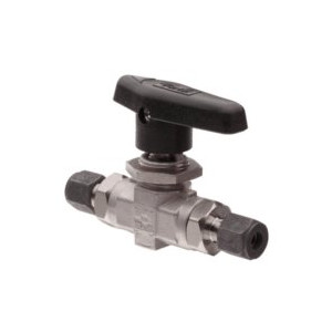 Parker CPI Two Way B-Series Ball Valve