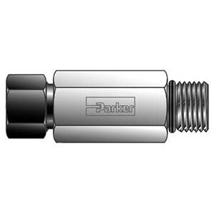 Parker 4-6 MP7HBA-SS Medium Pressure Connector Fitting