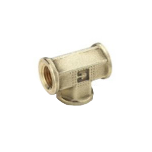 Parker Pipe Fittings 1203P Union Tee