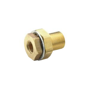 Parker Pipe Fittings 207ACBH Anchor Connector