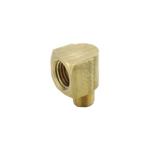 Parker Pipe Fittings 2202P Street Elbow 90