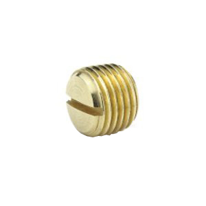 Parker Pipe Fittings 220P Slotted Head Plug