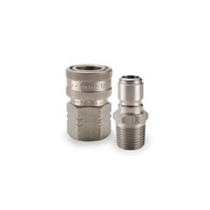 Parker ST Series Stainless Steel (316) Couplings