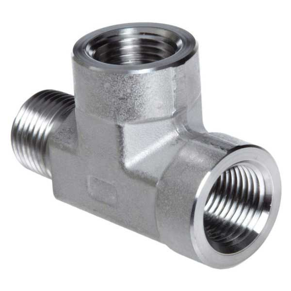 Instrument Pipe Fittings ST Street Tee  sc 1 st  ValinOnline.com & 4-4-4 ST-S | Pipe Fitting ST Street Tee | Parker - Valin