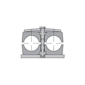Parker Tube Clamp Halves