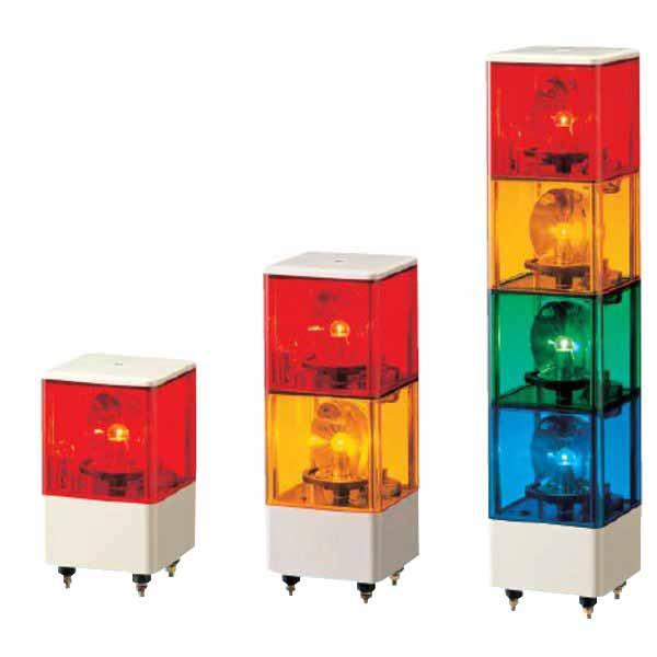 Patlite KJB Series Cube Tower
