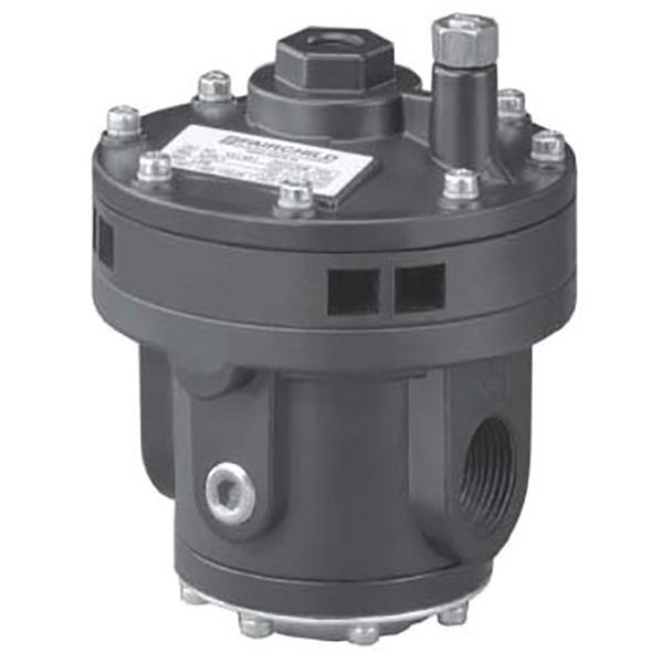 rotork fairchild back pressure booster 4500a