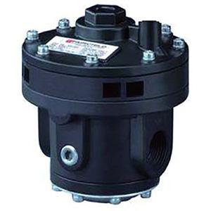 rotork fairchild back pressure booster