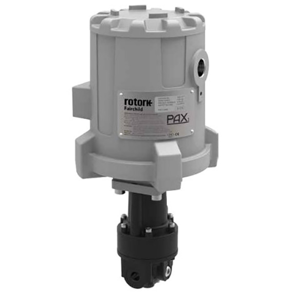 rotork fairchild industrial products model 10 pressure regulator