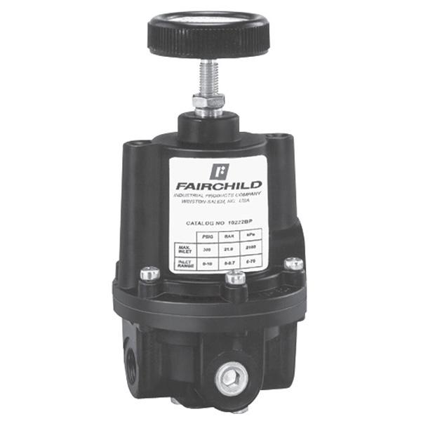 rotork fairchild model 17 pneumatic precision vacuum regulator