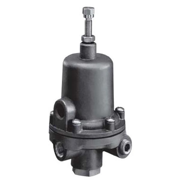 rotork fairchild model 66bp pneumatic precision back pressure regulator